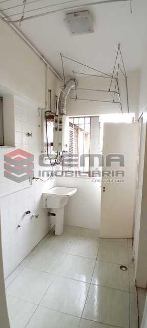 15-área - Cobertura 3 quartos à venda Lagoa, Zona Sul RJ - R$ 2.000.000 - LACO30296 - 16