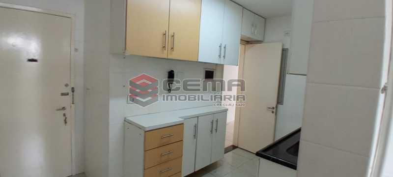 14-cozinha - Cobertura 3 quartos à venda Lagoa, Zona Sul RJ - R$ 2.000.000 - LACO30296 - 15