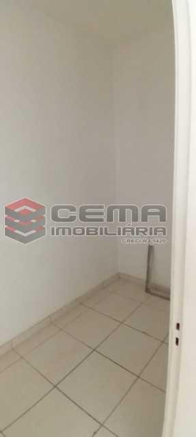 16-quarto serviço - Cobertura 3 quartos à venda Lagoa, Zona Sul RJ - R$ 2.000.000 - LACO30296 - 17