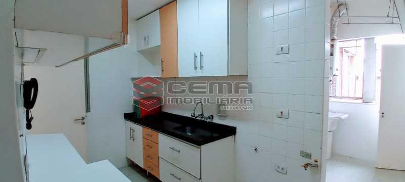 13-cozinha - Cobertura 3 quartos à venda Lagoa, Zona Sul RJ - R$ 2.000.000 - LACO30296 - 14