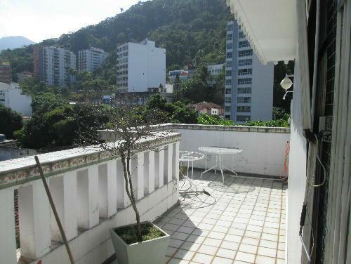 AREA - Cobertura À Venda - Gávea - Rio de Janeiro - RJ - LC20210 - 5