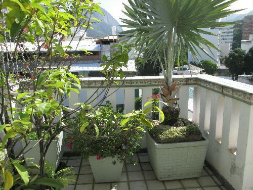 AREA ANG 2 - Cobertura À Venda - Gávea - Rio de Janeiro - RJ - LC20210 - 6
