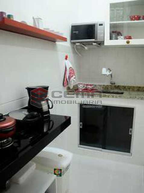 8ff4bb3b252fed1595ac99bf931c5d - Apartamento 1 quarto à venda Botafogo, Zona Sul RJ - R$ 525.000 - LAAP12817 - 9