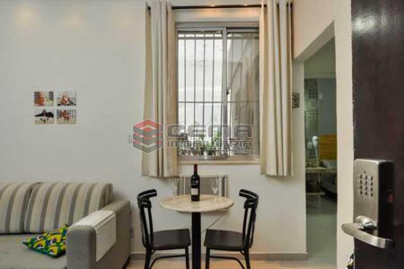 be638e4621c05a69e77252c543a396 - Apartamento 1 quarto à venda Botafogo, Zona Sul RJ - R$ 525.000 - LAAP12817 - 3