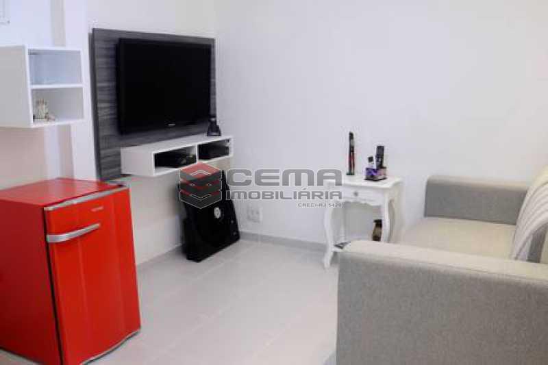 e7104839383a65c3ce224d1f6f3357 - Apartamento 1 quarto à venda Botafogo, Zona Sul RJ - R$ 525.000 - LAAP12817 - 1