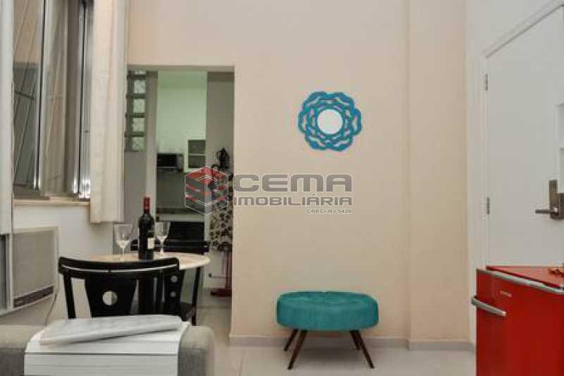 f84cd2368926a3f51be5d1a8edce19 - Apartamento 1 quarto à venda Botafogo, Zona Sul RJ - R$ 525.000 - LAAP12817 - 4