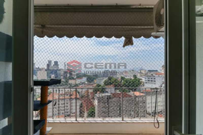 0ece7c22-bfc5-4651-8534-0fafe4 - Apartamento 1 quarto à venda Santa Teresa, Zona Centro RJ - R$ 460.000 - LAAP12820 - 1