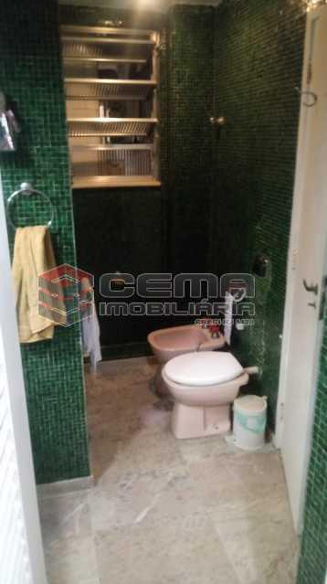 banheiro 2 - Apartamento 4 quartos à venda Gávea, Zona Sul RJ - R$ 1.235.000 - LAAP40941 - 15