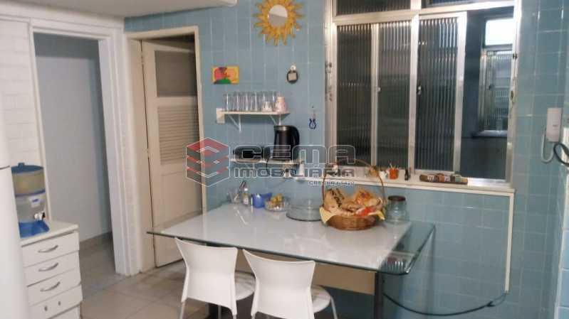 COZINHA 2 - Apartamento 4 quartos à venda Gávea, Zona Sul RJ - R$ 1.235.000 - LAAP40941 - 18