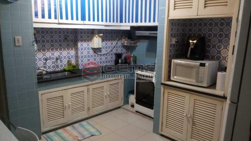 COZINHA 3 - Apartamento 4 quartos à venda Gávea, Zona Sul RJ - R$ 1.235.000 - LAAP40941 - 19