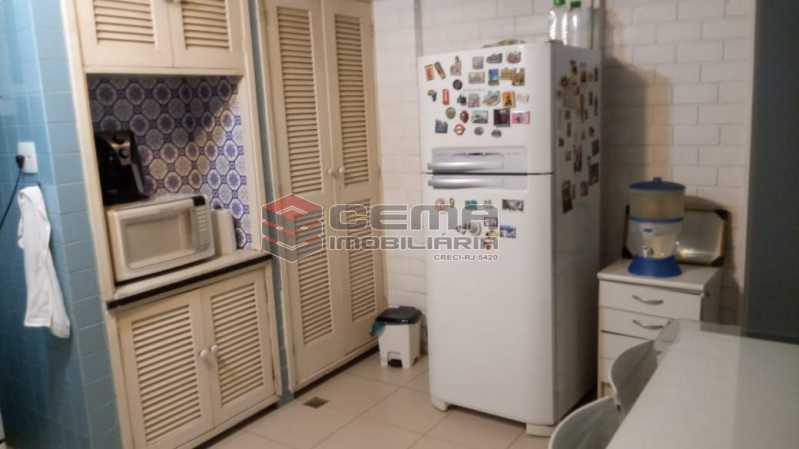 cozinha - Apartamento 4 quartos à venda Gávea, Zona Sul RJ - R$ 1.235.000 - LAAP40941 - 17