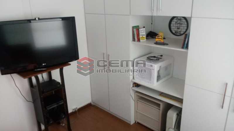 quarto 1 vis ta 3 - Apartamento 4 quartos à venda Gávea, Zona Sul RJ - R$ 1.200.000 - LAAP40941 - 8