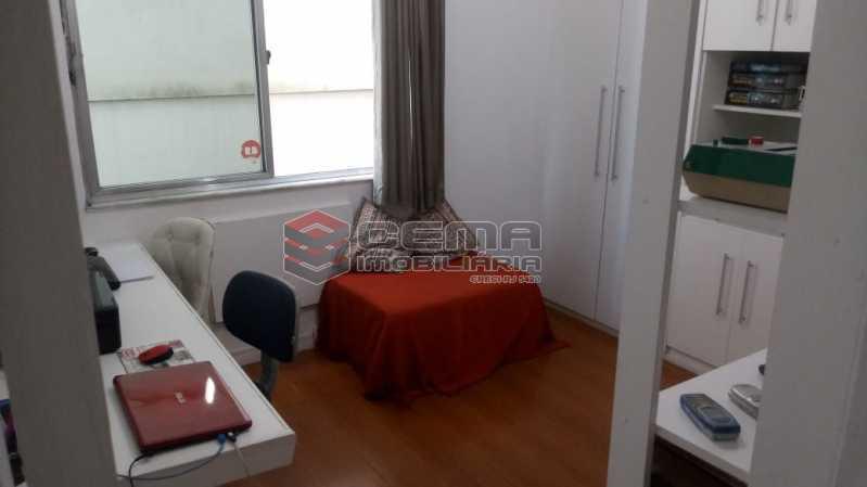 quarto 3 - Apartamento 4 quartos à venda Gávea, Zona Sul RJ - R$ 1.200.000 - LAAP40941 - 11