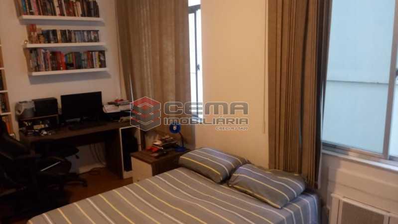 quarto 2 vista 2 - Apartamento 4 quartos à venda Gávea, Zona Sul RJ - R$ 1.235.000 - LAAP40941 - 10