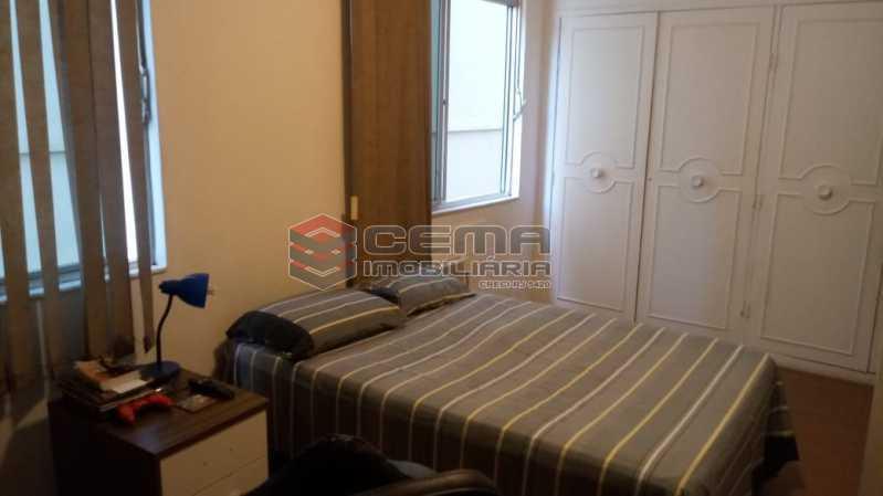 quarto 2 - Apartamento 4 quartos à venda Gávea, Zona Sul RJ - R$ 1.235.000 - LAAP40941 - 9