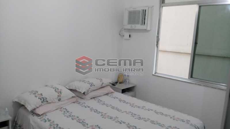 quarto 1 vista 2 - Apartamento 4 quartos à venda Gávea, Zona Sul RJ - R$ 1.200.000 - LAAP40941 - 7