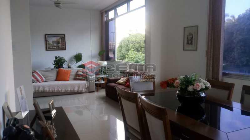 sala 3 - Apartamento 4 quartos à venda Gávea, Zona Sul RJ - R$ 1.235.000 - LAAP40941 - 5