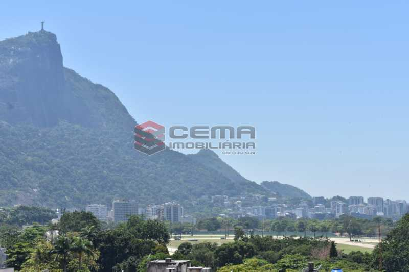 VISTA - Apartamento 4 quartos à venda Gávea, Zona Sul RJ - R$ 1.200.000 - LAAP40941 - 4