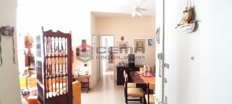 1 - Apartamento 2 quartos à venda Humaitá, Zona Sul RJ - R$ 1.100.000 - LAAP25079 - 1