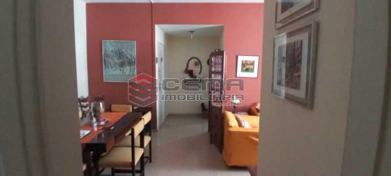 2 - Apartamento 2 quartos à venda Humaitá, Zona Sul RJ - R$ 1.100.000 - LAAP25079 - 3