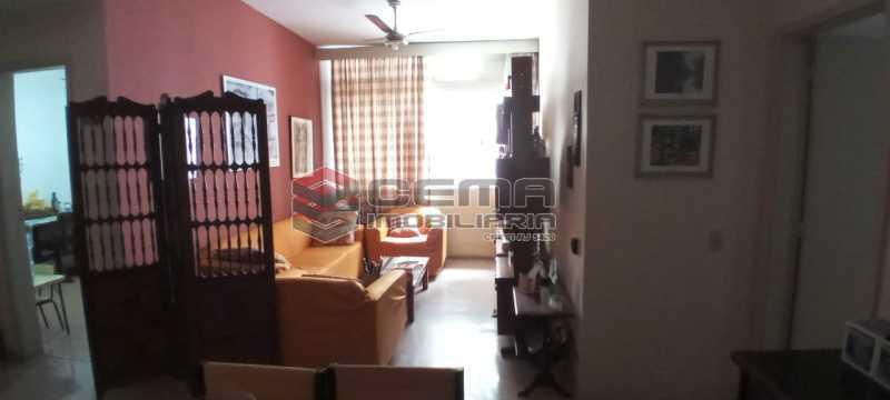 3 - Apartamento 2 quartos à venda Humaitá, Zona Sul RJ - R$ 1.100.000 - LAAP25079 - 4