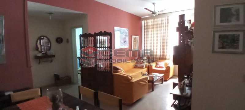 4 - Apartamento 2 quartos à venda Humaitá, Zona Sul RJ - R$ 1.100.000 - LAAP25079 - 5