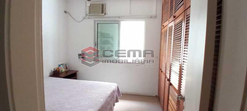 10 - Apartamento 2 quartos à venda Humaitá, Zona Sul RJ - R$ 1.100.000 - LAAP25079 - 11