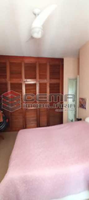 13 - Apartamento 2 quartos à venda Humaitá, Zona Sul RJ - R$ 1.100.000 - LAAP25079 - 14