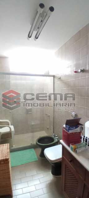 16 - Apartamento 2 quartos à venda Humaitá, Zona Sul RJ - R$ 1.100.000 - LAAP25079 - 17
