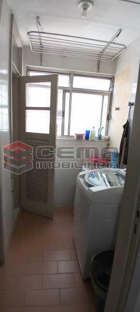 26 - Apartamento 2 quartos à venda Humaitá, Zona Sul RJ - R$ 1.100.000 - LAAP25079 - 27