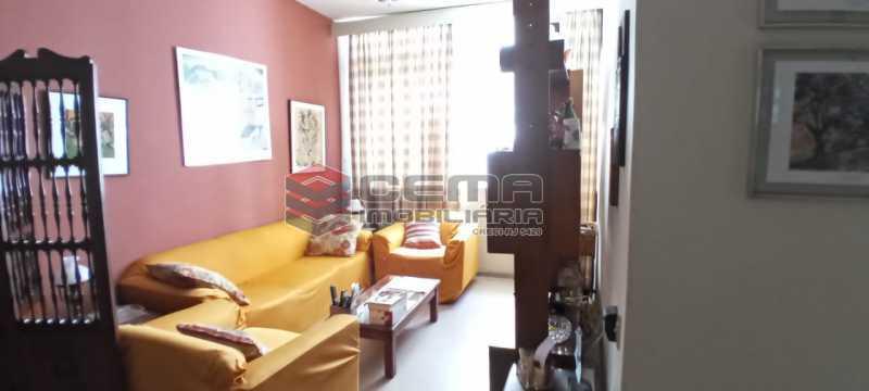 5 - Apartamento 2 quartos à venda Humaitá, Zona Sul RJ - R$ 1.100.000 - LAAP25079 - 6