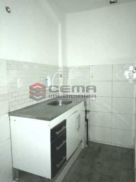 Cozinha - Apartamento 1 quarto para alugar Flamengo, Zona Sul RJ - R$ 1.000 - LAAP13102 - 9