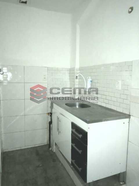Cozinha - Apartamento 1 quarto para alugar Flamengo, Zona Sul RJ - R$ 1.000 - LAAP13102 - 10
