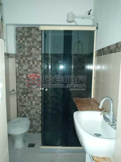 Banheiro - Apartamento 1 quarto para alugar Flamengo, Zona Sul RJ - R$ 1.000 - LAAP13102 - 11