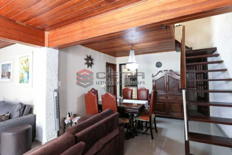 2 - Casa de Vila 3 quartos à venda Catete, Zona Sul RJ - R$ 980.000 - LACV30053 - 3