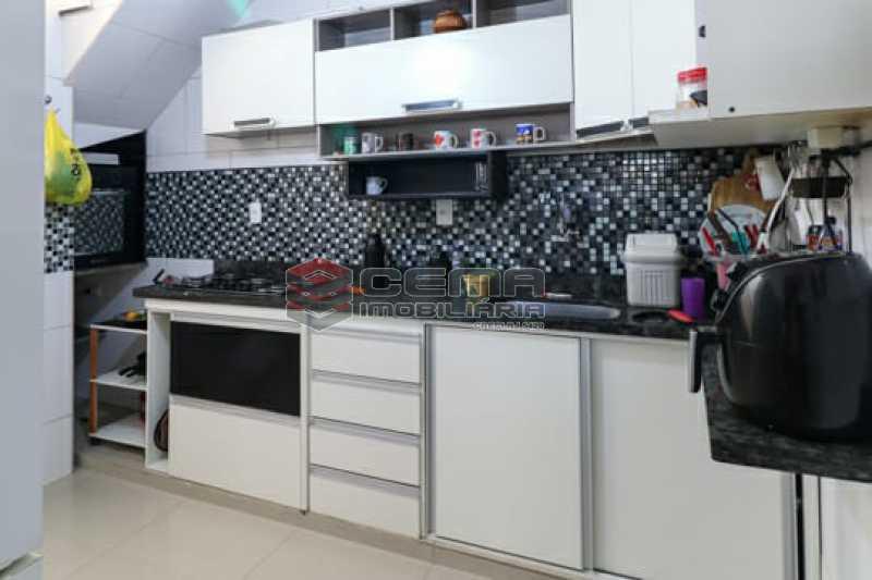 16 - Casa de Vila 3 quartos à venda Catete, Zona Sul RJ - R$ 980.000 - LACV30053 - 17