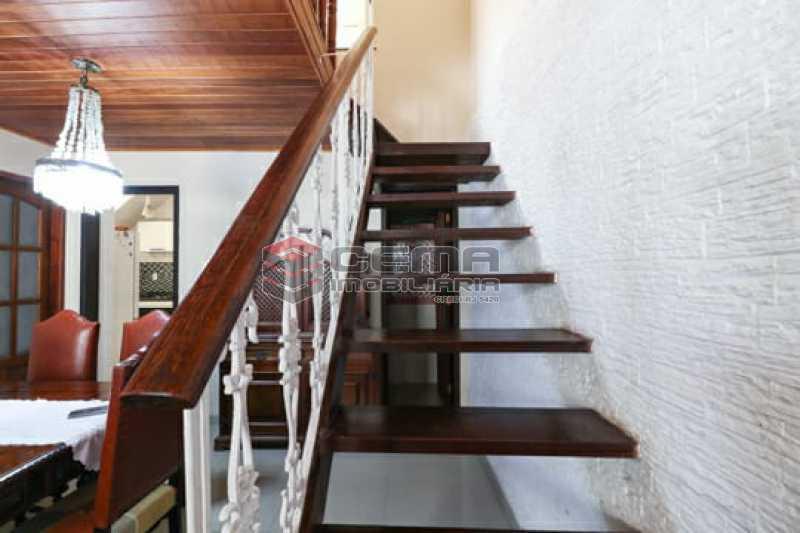 10 - Casa de Vila 3 quartos à venda Catete, Zona Sul RJ - R$ 980.000 - LACV30053 - 11