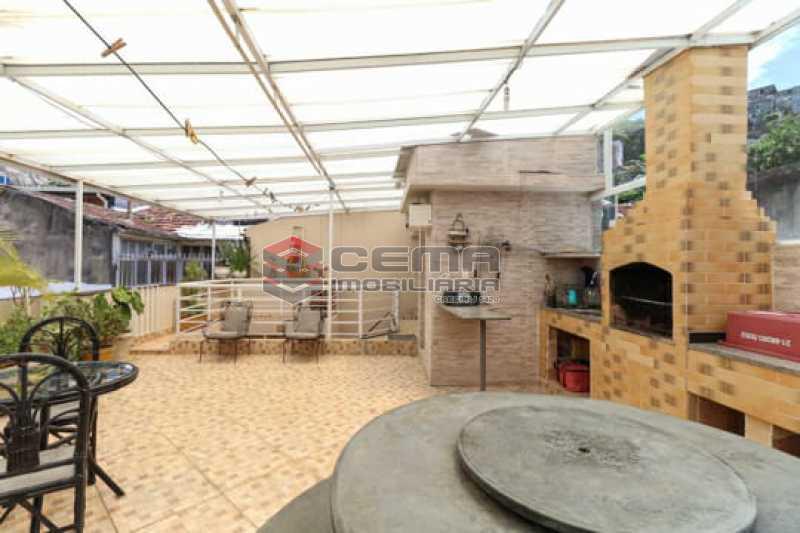 1 - Casa de Vila 3 quartos à venda Catete, Zona Sul RJ - R$ 980.000 - LACV30053 - 1