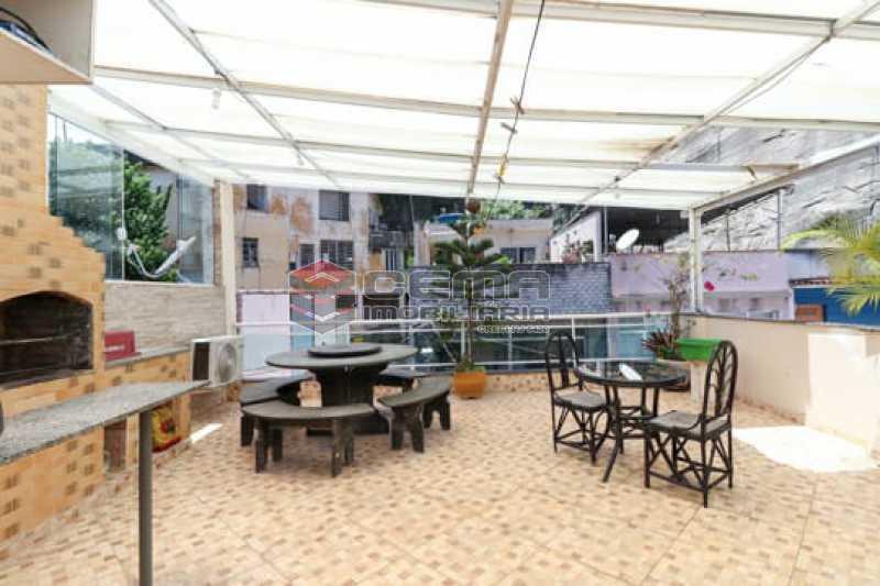 21 - Casa de Vila 3 quartos à venda Catete, Zona Sul RJ - R$ 980.000 - LACV30053 - 22