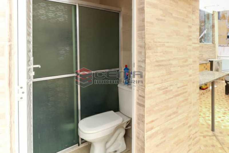 22 - Casa de Vila 3 quartos à venda Catete, Zona Sul RJ - R$ 980.000 - LACV30053 - 23