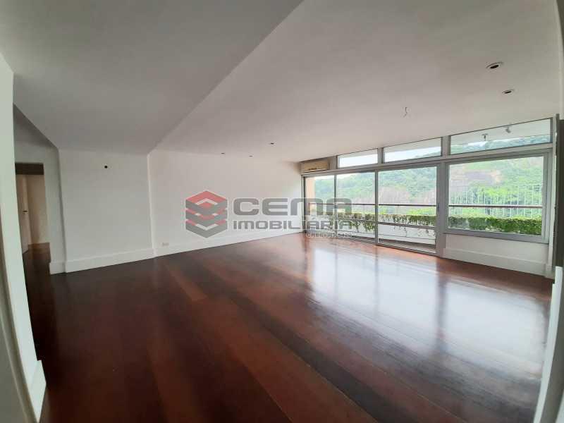 20210214_110420 - Apartamento para alugar com com 3 quartos e 3 VAGAS na garagem, Leblon, Zona Sul, Rio de Janeiro, RJ. 210m2 - LAAP34326 - 1