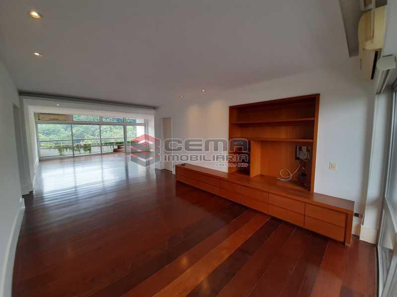 20210213_132225 - Apartamento para alugar com com 3 quartos e 3 VAGAS na garagem, Leblon, Zona Sul, Rio de Janeiro, RJ. 210m2 - LAAP34326 - 3