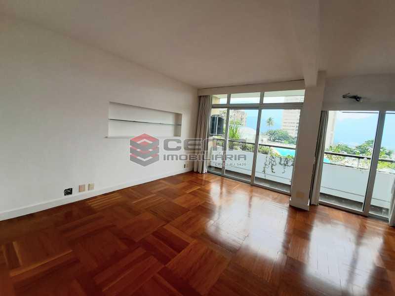 20210214_110853 - Apartamento para alugar com com 3 quartos e 3 VAGAS na garagem, Leblon, Zona Sul, Rio de Janeiro, RJ. 210m2 - LAAP34326 - 18
