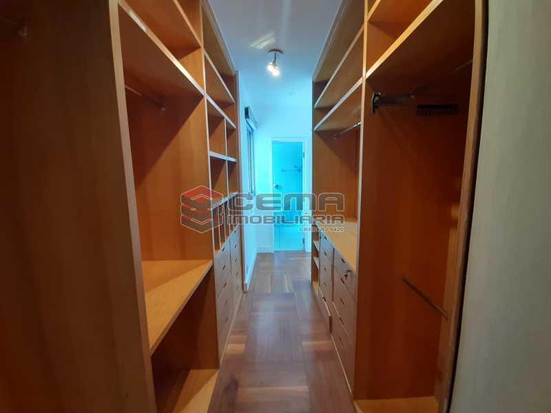 20210213_132755 - Apartamento para alugar com com 3 quartos e 3 VAGAS na garagem, Leblon, Zona Sul, Rio de Janeiro, RJ. 210m2 - LAAP34326 - 20