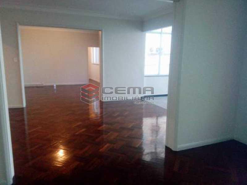 ea771efcb3f0d4be549b0cd620cd08 - Apartamento 5 quartos para alugar Copacabana, Zona Sul RJ - R$ 3.400 - LAAP50091 - 1