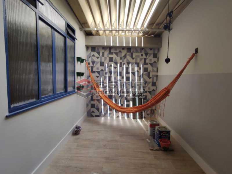 3 - Apartamento quarto e sala com area externa em Boatafogo - LAAP12824 - 3