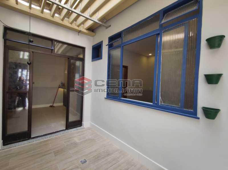 5 - Apartamento quarto e sala com area externa em Boatafogo - LAAP12824 - 4