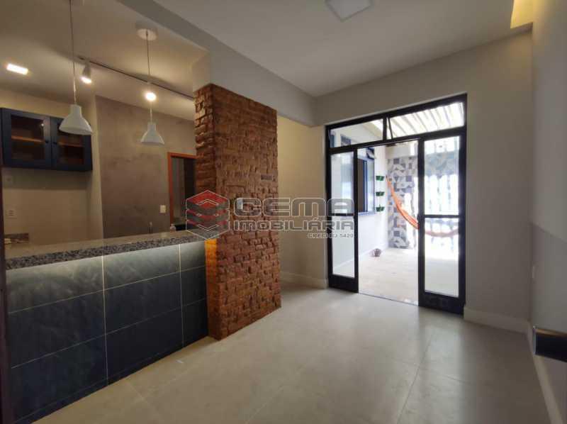 6 - Apartamento quarto e sala com area externa em Boatafogo - LAAP12824 - 7