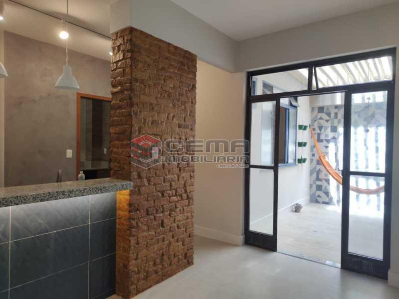 7 - Apartamento quarto e sala com area externa em Boatafogo - LAAP12824 - 8