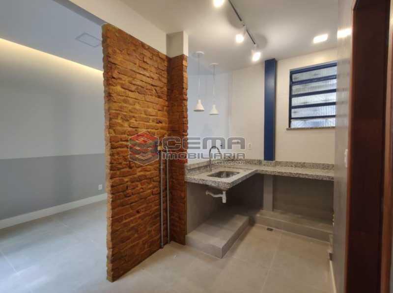 8 - Apartamento quarto e sala com area externa em Boatafogo - LAAP12824 - 9
